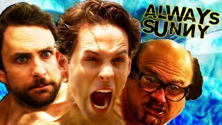 It's Always Sunny: Weaponizing the Status Quo