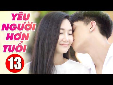 Yêu Người Hơn Tuổi Tập 13   Phim Bộ Tình Cảm Thái Lan Mới Hay Nhất Lồng Tiếng