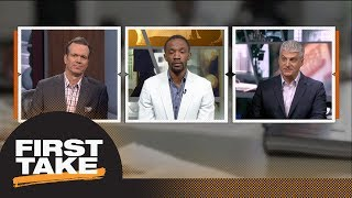 Will Rockets be able to beat Warriors this NBA season?   First Take   ESPN