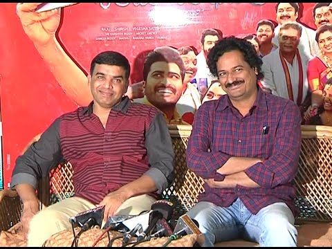 Shatamanam-Bhavati-Movie-Press-Meet