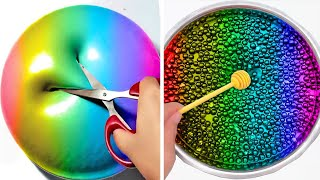 Relaxing Slime Compilation ASMR | Oddly Satisfying Video #152