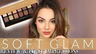 ANASTASIA SOFT GLAM PALETTE (FIRST IMPRESSIONS/REVIEW) - EJB