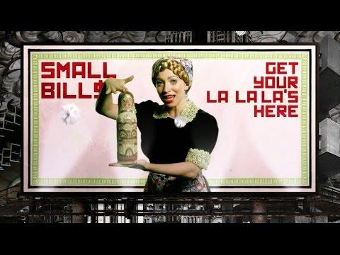 Regina Spektor - Small Bill$ [Official Music Video]