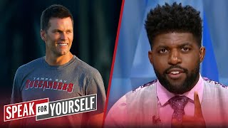 Tom Brady's motivation right now is to win without Bill Belichick — Acho | NFL | SPEAK FOR YOURSELF