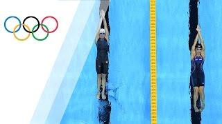 Rio Replay: Women's 200m Backstroke Final