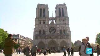 Notre Dame, el símbolo de la capital francesa