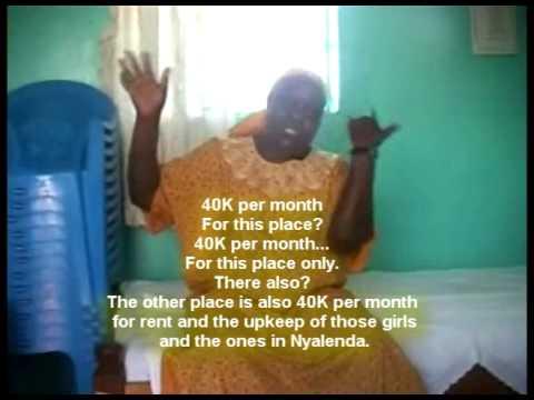 Amsha Africa Foundation School Supply Donation to Springs Ministry Orphanage, Kisumu Kenya