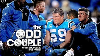 Panthers Luke Kuechly Retires From The NFL - Chris Broussard & Rob Parker