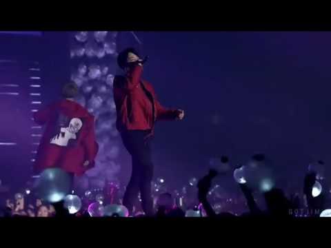 BTS JIMIN's RASPY VOICE COMPILATION