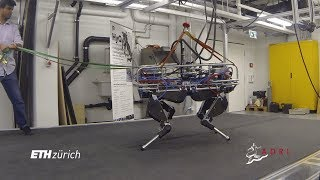 Real-Time Motion Planning of Legged Robots: A Model Predictive Control Approach