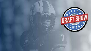 Draft Show: Breaking Down the Top 100 | Dallas Cowboys 2021
