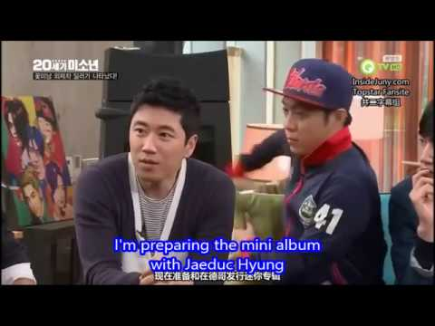[ENG SUB] Sechskies, J-Walk CUT - Handsome boys of the 20th Century Ep 8