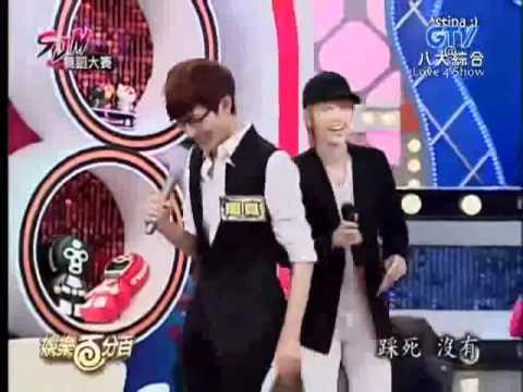 Super Junior M - Donghae&Eunhyuk Perfection(Eng Sub)