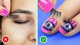 16 Nail Hacks And Designs Every Girl Should Try