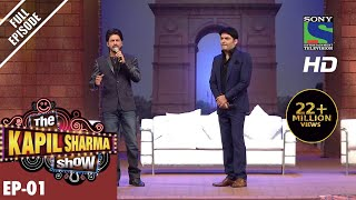 The Kapil Sharma Show - दी कपिल शर्मा शो - Ep-1- FAN Special with Shah Rukh Khan-23rd Apr 2016
