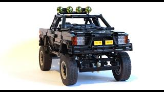 LEGO Technic Back to the Future Toyota