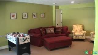 SOLD Basement - 1118 Shore Pointe Dr SW Home Sale