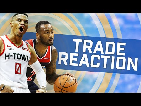 Rockets Trade Russell Westbrook to the Wizards for John Wall | The Ringer NBA Show