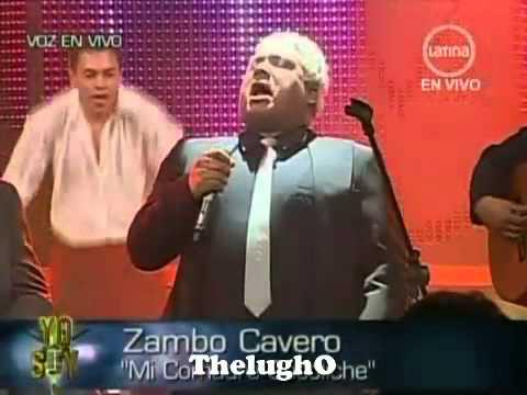 Yo Soy EL ZAMBO CAVERO [04-09-12] Mi Comadre Cocoliche - Yo Soy Tercera Temporada