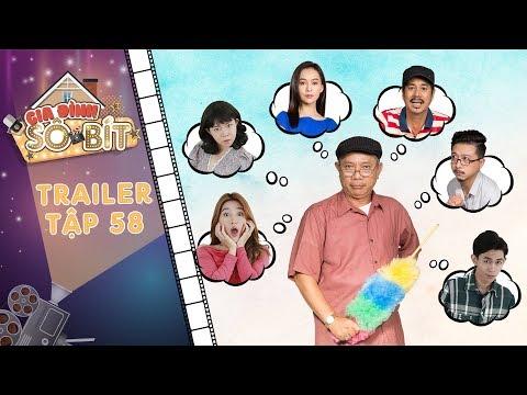 Gia đình sô - bít|Trailer tập 58: Ông nội Bảo Trọng bất ngờ