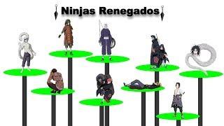 Explicación:  Los Ninjas Renegados y Porque lo Son - Boruto: Naruto Next Generations