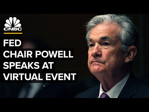 Fed Chair Jerome Powell speaks at Bay Area Council Business Hall of Fame event —11/17/2020