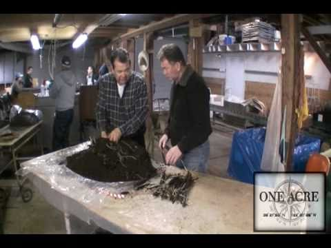 One Acre Napa Valley - Yountville AVA Episode 5d Grafting