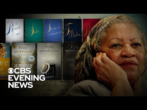 Remembering Nobel laureate Toni Morrison