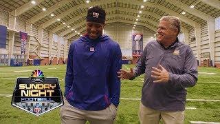 Saquon Barkley on his journey to the NFL I NBC Sports
