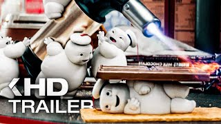 "GHOSTBUSTERS 3: Afterlife ""Baby Pufts Marshmallow Man"" Trailer (2021)"