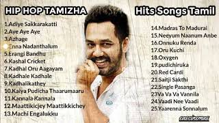 Hip Hop Tamizha | JukeBox | Movie Hits | Tamil Hits  | Hip Hop Tamizha Songs| Tamil Songs|eascinemas