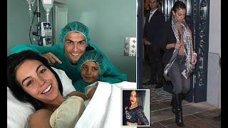 Cristiano Ronaldo and Georgina Rodriguez have baby girl
