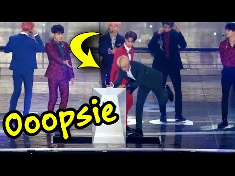 BTS Extra & Clumsy moments 😱