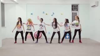 Dạy nhảy bài Vũ Điệu Con Kẹc - Funny Dance Thái Lan