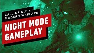 Call of Duty: Modern Warfare - 'Night Mode' Multiplayer Gameplay