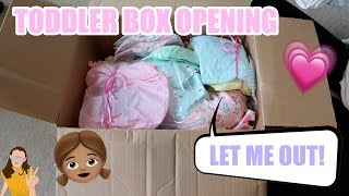 MY TODDLER IS HERE! Reborn Toddler Box Opening! | Kelli Maple