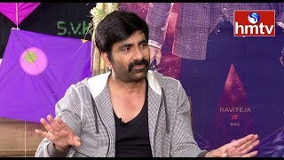 Ravi Teja wants to act with four celebrities..