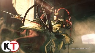 Dynasty Warriors 9 - Action Trailer