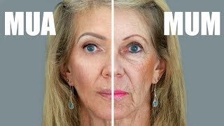 Mother VS Makeup Artist - Mature Makeup Dos & Don'ts