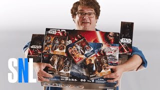 Star Wars Toy Commercial - SNL