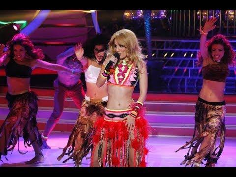 Tu Cara Me Suena - Edurne imita a Shakira