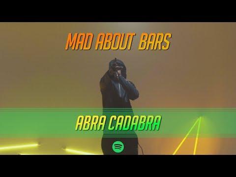 Abra Cadabra - Mad About Bars w/ Kenny Allstar (Spotify Special) | @MixtapeMadness