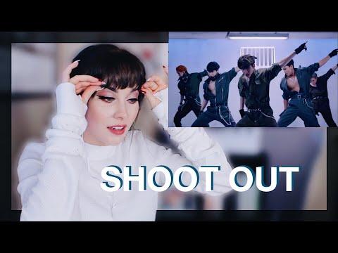 MONSTA X (몬스타엑스) - Shoot Out MV REACTION