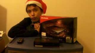 Unboxing Avermedia Game Capture HD II