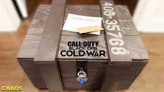 Opening the SECRET COD 2020 Mystery Crate...