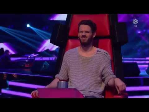 Cậu bé gốc Việt hát Let It Go gây sốt tại The Voice Kids Đức