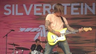 Silverstein - Retrograde / Massachusetts - Live Vans Warped Tour 2017