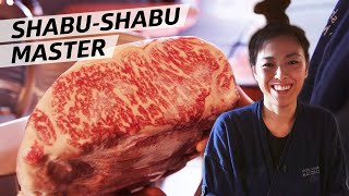 Chef Mako Okano Serves the World's Only Shabu-Shabu Omakase — Omakase