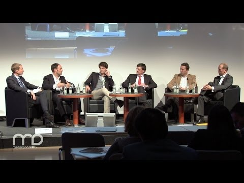 Diskussion:  German Entertainment and Media Outlook 2013-2017