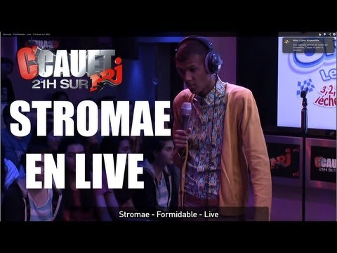 Baixar Stromae - Papaoutai - Live - C'Cauet sur NRJ